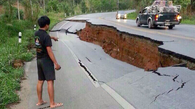 One Killed, Several Dozen Injured in North Thailand Earthquake