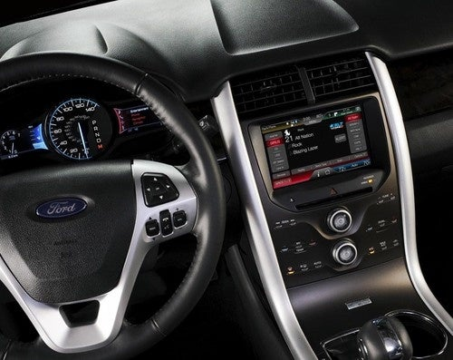 MyFord Touch System