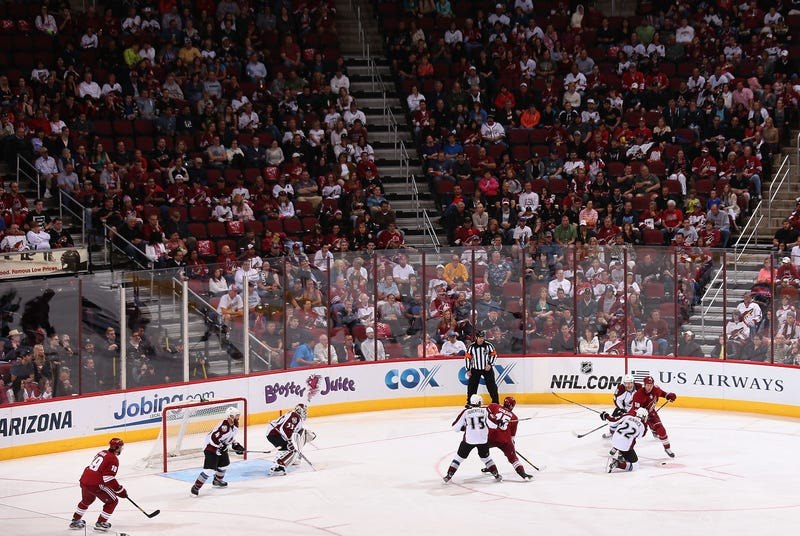 NHL Might Move Coyotes If Glendale Can't Close A Deal By July 2
