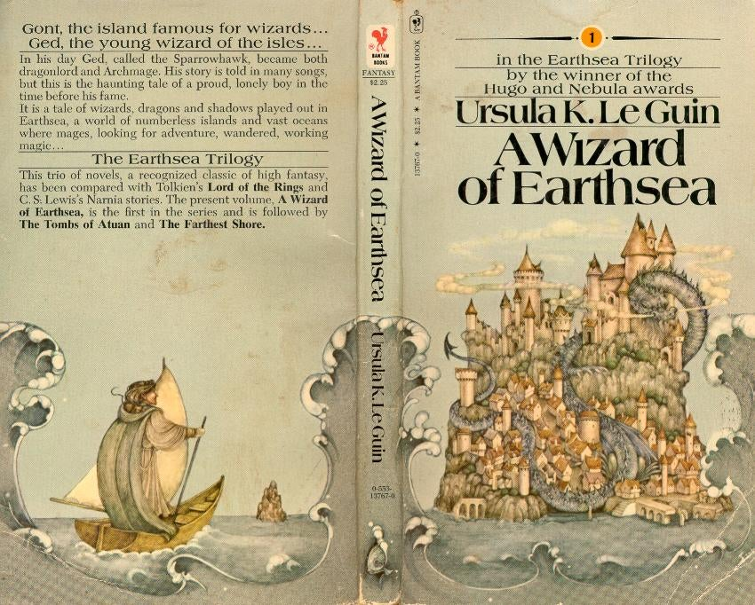 Book Cover Forros Meaning : Margaret atwood explains why a wizard of earthsea is