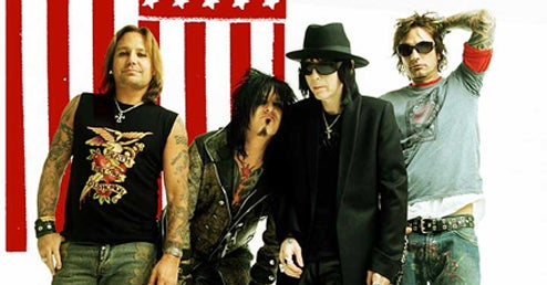 Motley Crue Single Sells More On 360 Than On iTunes