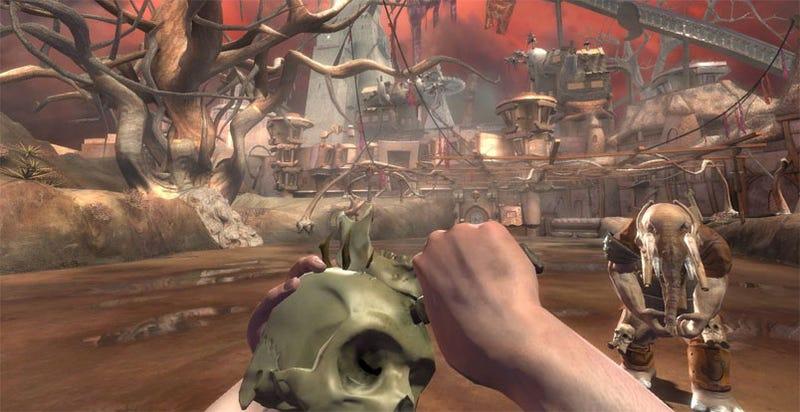 Zeno Clash To Get DLC, Editor