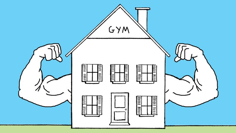 Show Us Your Home Gym