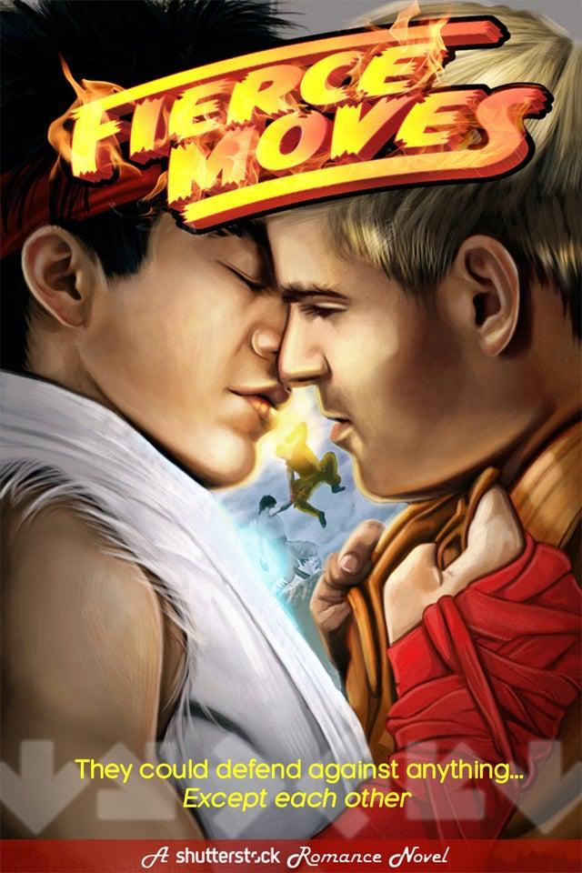 Classic Video Games as Romance Novels
