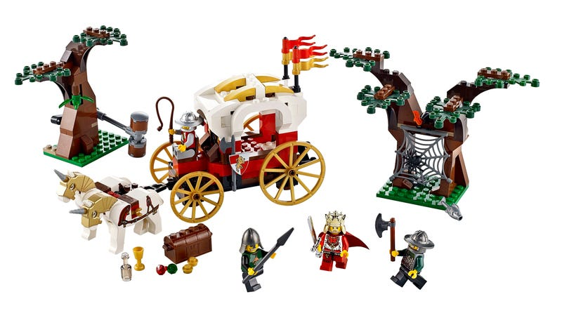 Lego Kingdoms 2011 Gallery