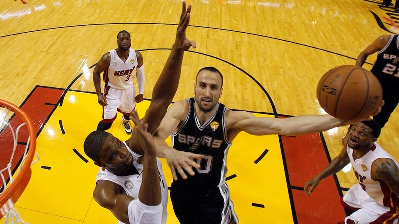 Let's Hope This Spurs-Heat Finals Lasts Forever