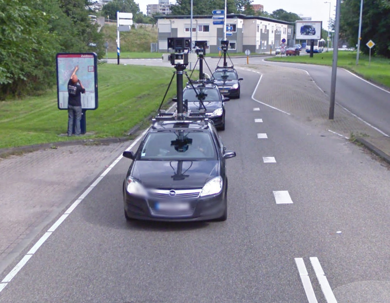 Even The Google Street View Team Gets Lost Sometimes