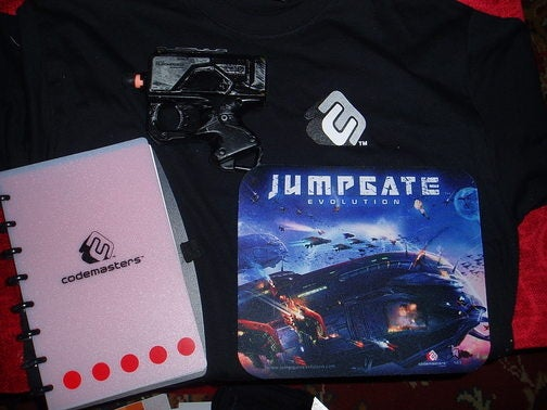 Codemasters Swag Report