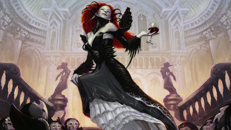 Gothic horror comes to Magic: The Gathering's new set, Innistrad