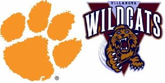 NCAA Pants Party: Clemson Vs. Villanova