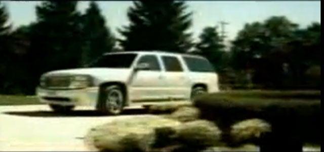 """Eminem drove a GM SUV in original """"Lose Yourself"""" music video"""