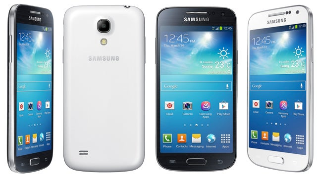 Samsung's New Galaxy S4 Mini Isn't Really All That Small