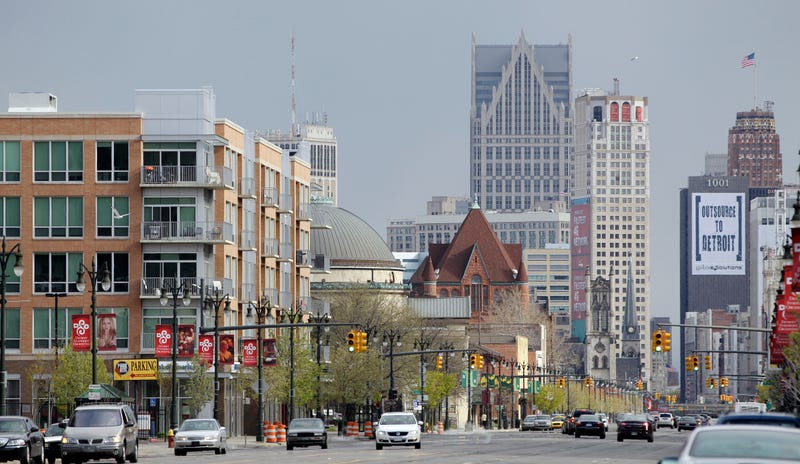 The Millennial Paradox: Can New Detroit And Old Auto Industry Co-Exist?