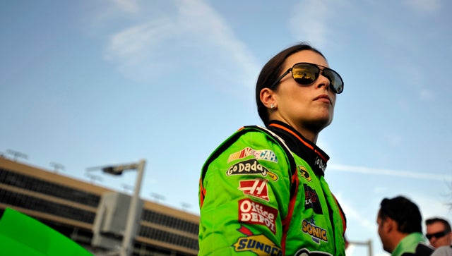 Danica Patrick's Days As A Spokeswoman For Go Daddy May Be Numbered