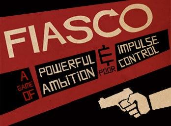 TabletopTuesTAY! - FIASCO