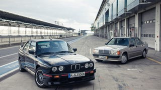 Youngtimer sports cars on a budget...