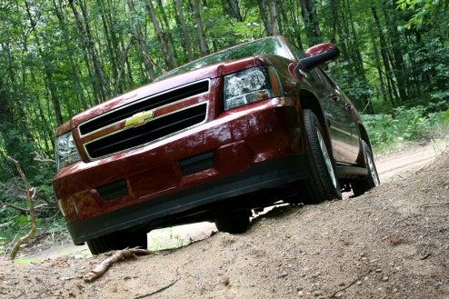 2008 Chevy Tahoe Hybrid, Part Three