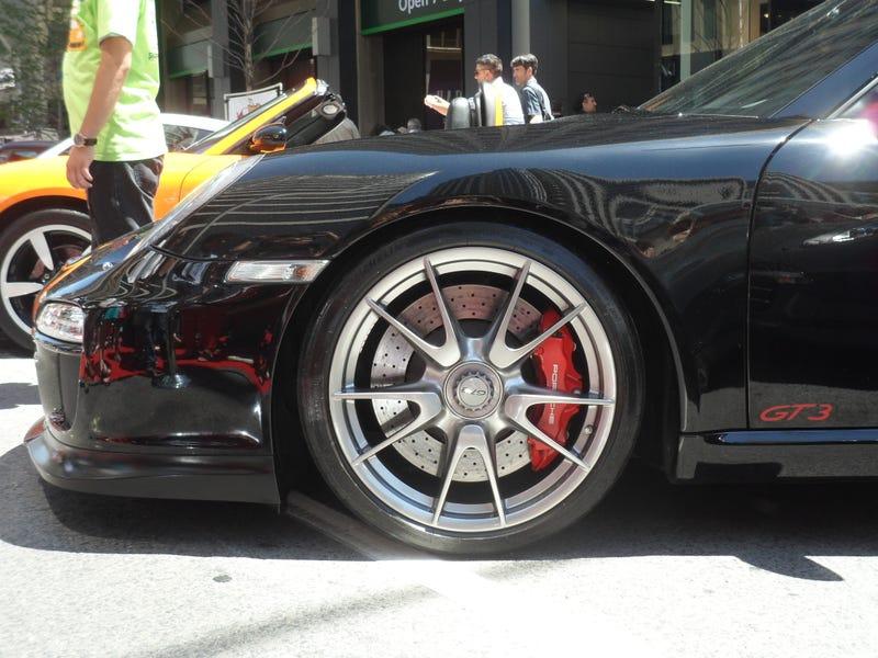Yorkeville Exotic Car Show Pt 1.