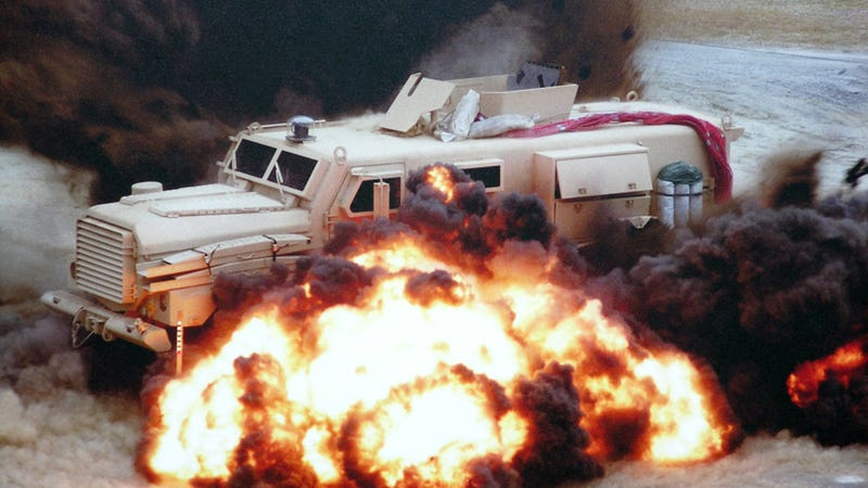 The Ten Best Vehicles To Drive Through A Riot