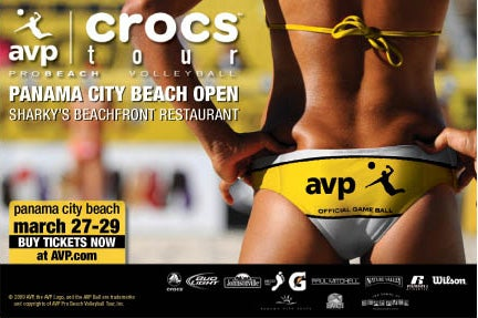 AVP Tour Knows How To Market Beach Volleyball