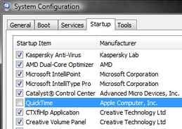 Tweak Windows Startup Items to Improve Performance