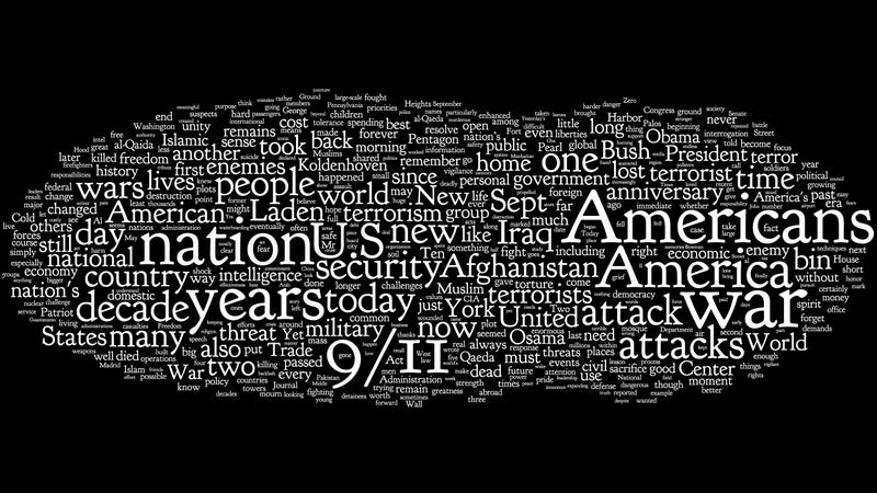 What We Talk About When We Talk About 9/11