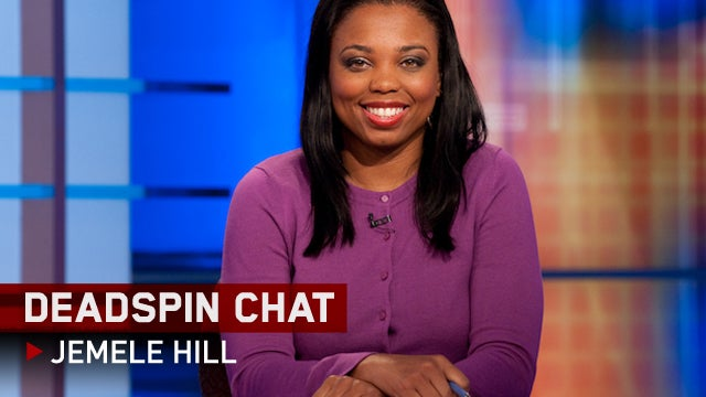 ESPN's Jemele Hill Is Here To Answer Your Questions