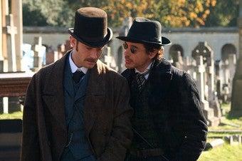 Sherlock Holmes Gay Rumors Piss Off Conan Doyle Estate