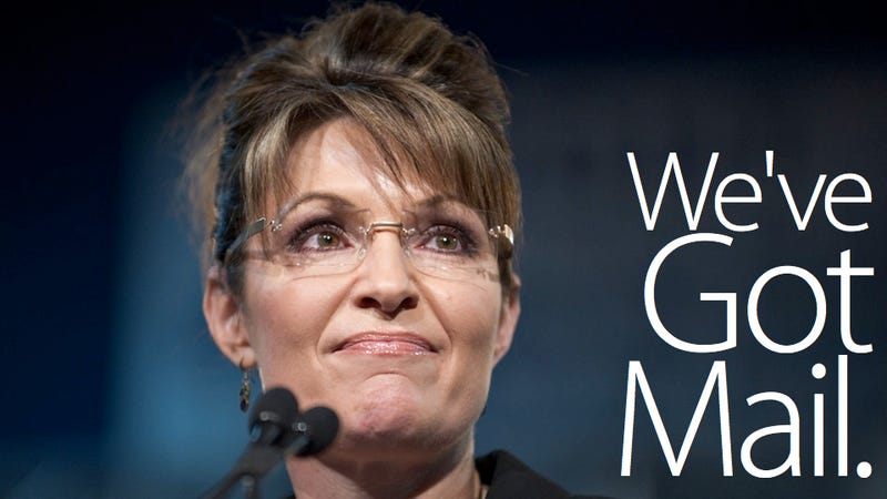 Read Sarah Palin's Emails Like It's Your Own Inbox