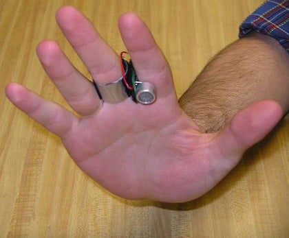 MagicMouse Puts 3D Control on Your Finger