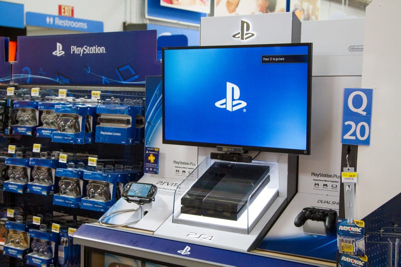 Walmart's Finally Doing a Pre-Owned Game Trade-In Program