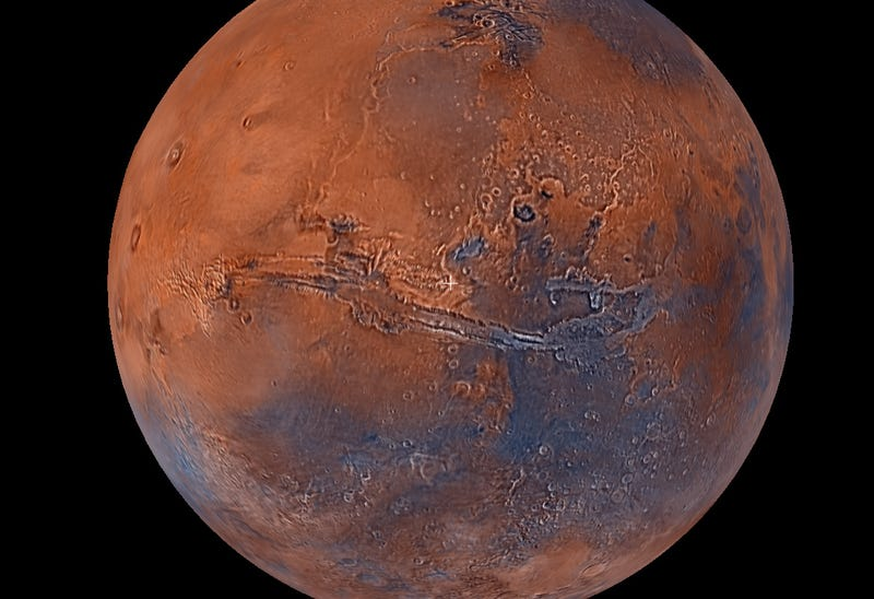 Mars Looks Like A Great Place For Some Destructible Buildings