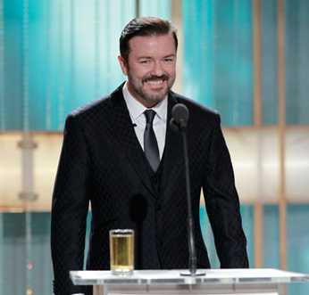 Golden Globes: Ricky Gervais's Jokes 'Totally Unacceptable'