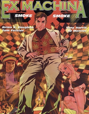 10 science fiction and fantasy characters who were stoners