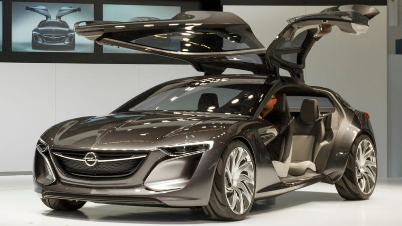 Opel's Next Flagship Will Be An Eco SUV: Ugggghhh