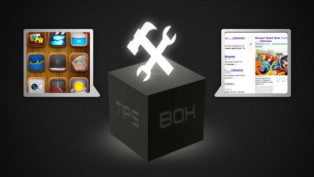App Organization, Accessing Downed Web Pages, and Slimming Your Wallet