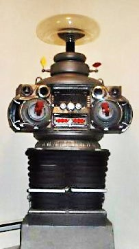 Custom-built B9 Robot Ready to Destroy Earth While DJing