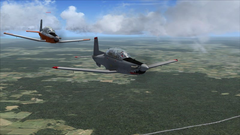 Now Mad Catz is Making a Massively Multiplayer Combat Flight Simulator