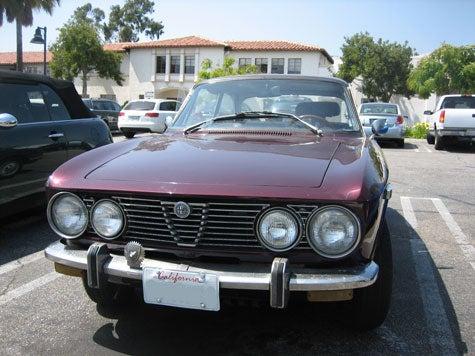 Found: Alfa Romeo 2000 GT