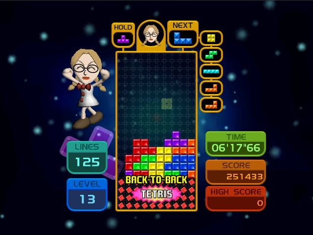 Tetris Party Could Pay for Itself