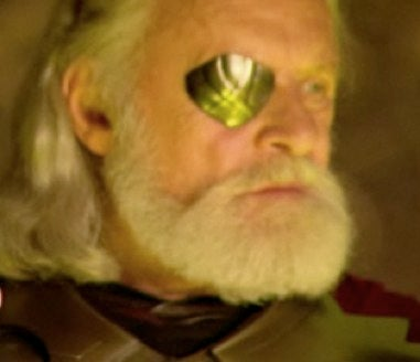 Behind the scenes Thor footage includes your first look at Anthony Hopkins' Odin