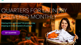 Real Startup That Mails You Quarters for Laundry Isn't Seeking Funding