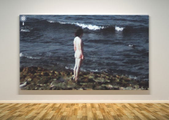Nothing Says Art Like Naked People On Beaches Captured With Google Street View