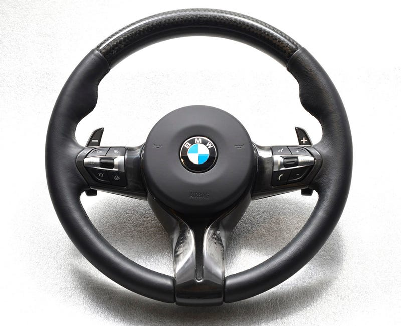 Why BMW Wants To Sell You Their Glorious Carbon Fiber Wheel
