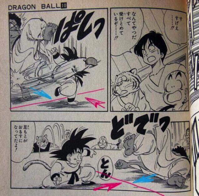 A Closer Look at Dragon Ball 's Brilliance