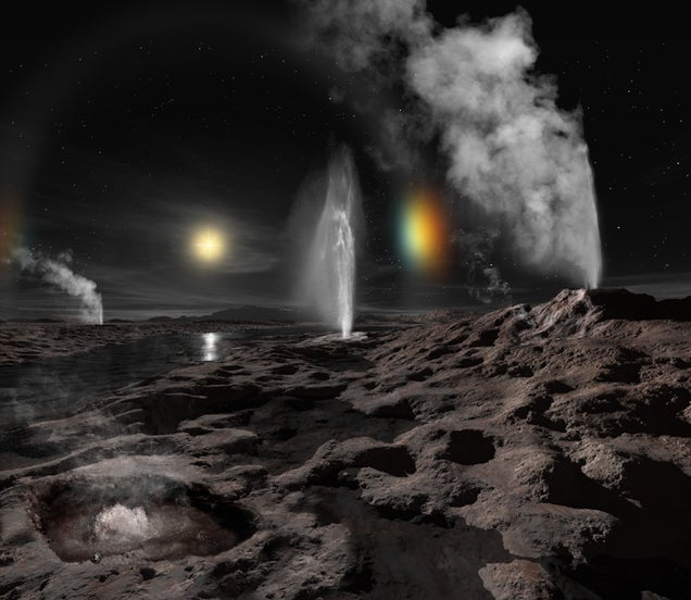 a study of evidence that suggests intelligent alien life A study of the alleged martian meteorite has the existence of extraterrestrial life finally been proven it is only the fact that the following four items were found together in one location that suggests life was once present in the rock.