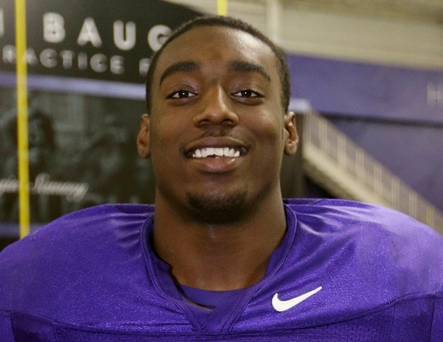 "TCU Star Accused Of Pointing Gun At Woman, Now ""Separated"" From Team"