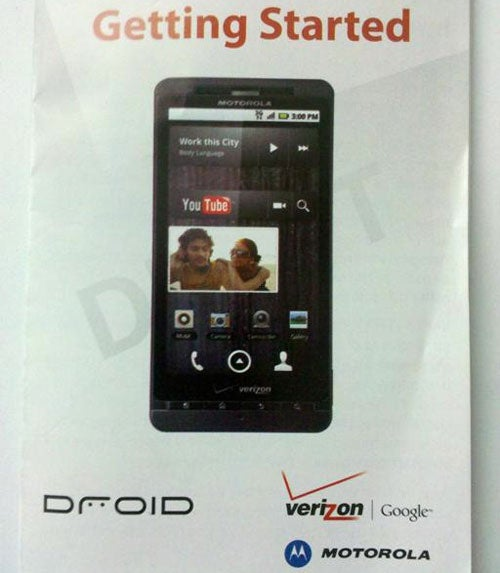 Is This the Motorola Droid Shadow?