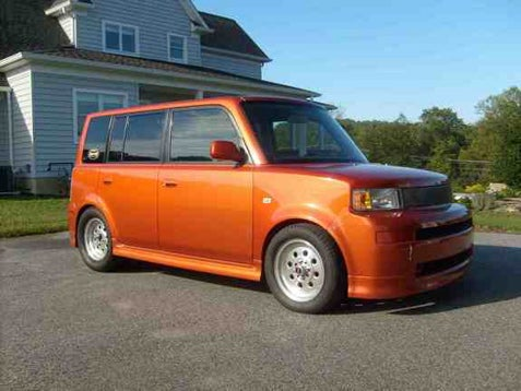 The Chevy 350 V8-Powered Scion xB Defies Stereotypes, Logic