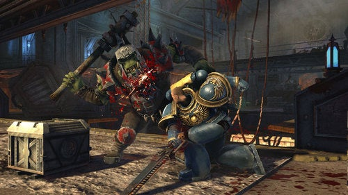 Warhammer 40K Space Marine Screen Shots